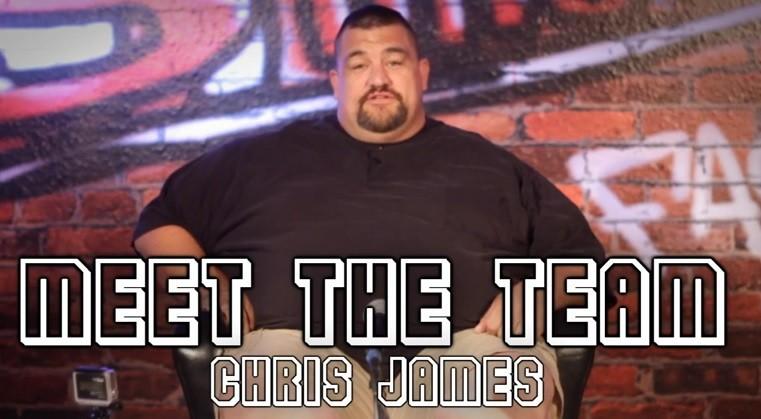 Meet Chris James