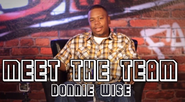 Meet Donnie wise
