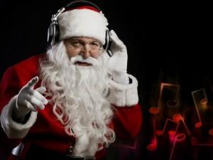 Santa-DJ